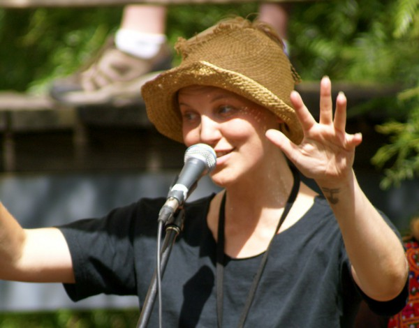 Bec Reid – Sunday Arvo Music Series – Footscray Community Arts Centre (c) Image by Rachel Main