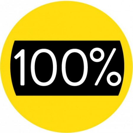 100badge