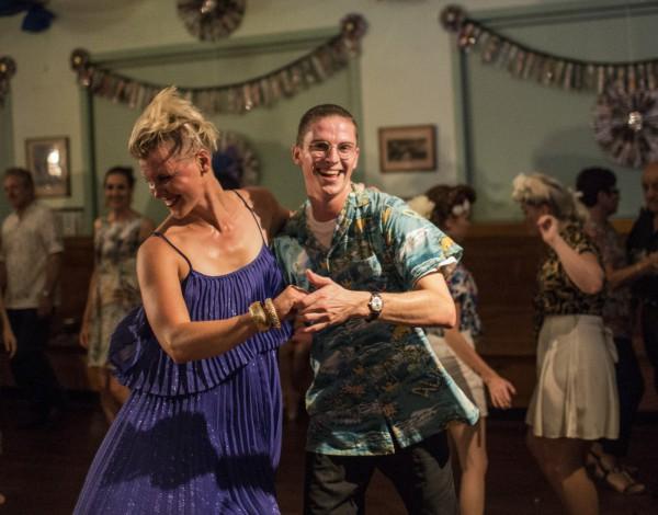 The Inaugural Annual Dance Affair 2015 ©  Image Darcy Grant – Courtesy of Bleach Festival